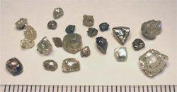 Wyoming diamonds, Schaffer-Aultman